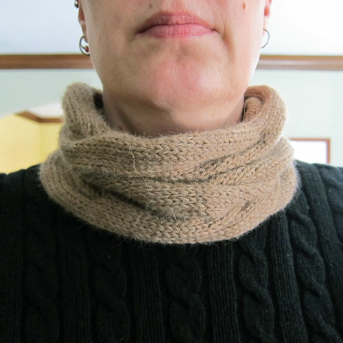 #40 - Burberry Inspired Cowl