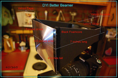 Flickr: Discussing DIY Better Beamer in *DIY Photography ...