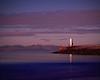 Wonder whit he's thinkin' (BoboftheGlen) Tags: lighthouse water scotland clyde ayr arran firth ayrshire coastuk