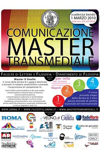 Master Transmediale (locandina)