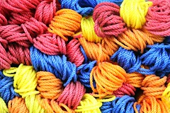 Colors (Abdullah Jery Photography) Tags: blue red orange nature colors yellow jerry rope mohammed riyadh abdul abdullah      jery