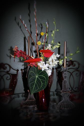 Des fleurs pour Saint Valentin