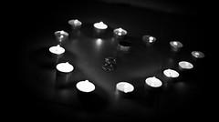 Buon S. Valentino! (Grazia D'Addabbo) Tags: love puzzle amour cuore amore bari babu bubu candele anniversario zizi sanvalentino canoneos5d 50mmsigmaf14 graziadaddabbo