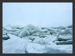 Kruiend ijs / drifting ice (++Rob++) Tags: winter netherlands nederland ijmeer driftingice kruiendijs