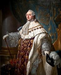 Portrait of Louis XVI, King of France, Antoine Francois Callet, ca 1782-1783 (Tiz_herself) Tags: france art portraits neworleans kings museums royalty 2010 d300 louisxvi neworleansmuseumofart
