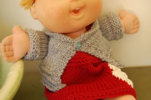doll sweater