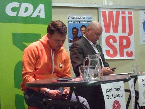 VVD en GroenLinks vervelen zich