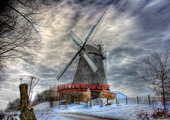 Vlotho - Windmühle in Exter 13 (Daniel Mennerich) Tags: colorphotoaward doublyniceshot canon dslr eos hdr hdri spiegelreflexkamera slr