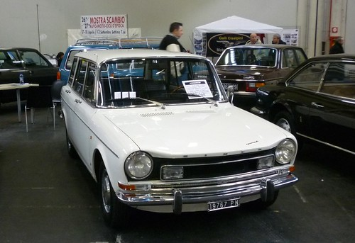 Simca 1502 Break