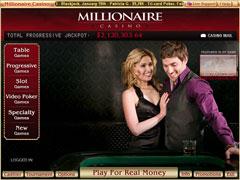 Millionaire Casino Lobby