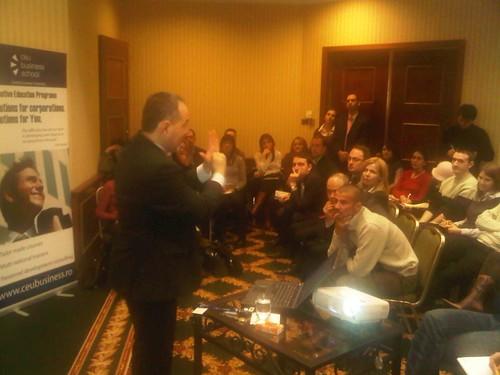 2010.01.21 Istvan Otto NAGY - Effective Selling Skills and Strategies, CEU Business School Master Class 01