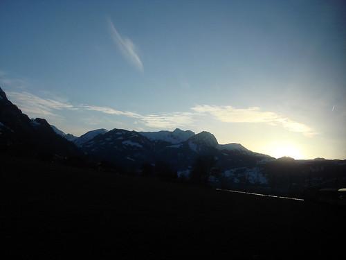 Zugfahrt 20.2.2010