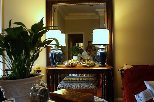 new mirror location