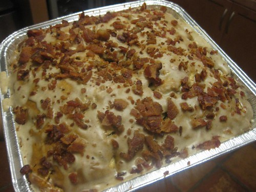 Bacon Cake 5
