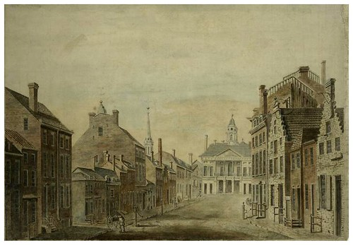 004a-Calles de New York en 1797-The Eno collection of New York City-NYPL