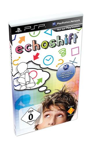 PSP 3D Echoshift Pack USK