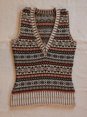 Ivy League Vest for Ravelympics2010