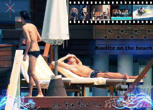 noticed fat skinnier worried normal scarily bill kaulitz beach