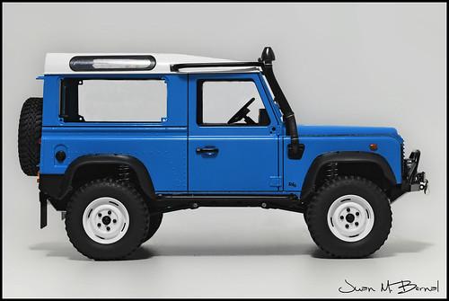 Land Rover LR3 G4 RC (Set)