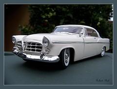 Classy  Chrysler 300B  ( 1956 ) (Bob the Real Deal) Tags: 1956chrysler 300b 300 mopar classiccars classic oldcars the50s 1955 1956 chryslerbrothers kodak dodge hemi 1955chrysler chrysler imperial 1956chrysler300