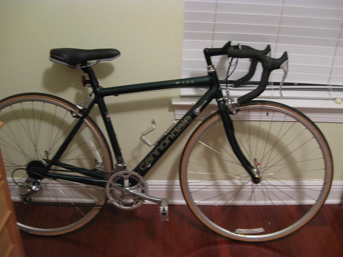 6b88954020b Can my Cannondale r300 tour? - Bike Forums