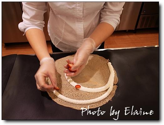 可麗餅製作