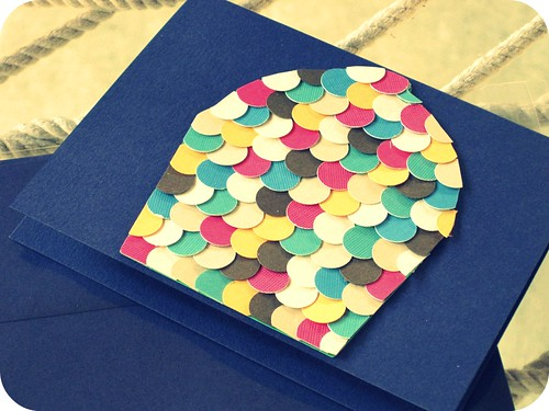 dottie cupcake card