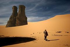 Bye for now (hapulcu) Tags: sahara algeria desert algerie touareg argelia dz tamanrasset tagrera