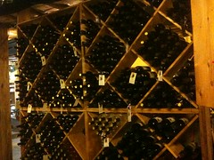 Huge variety of wine at English Estate Winery