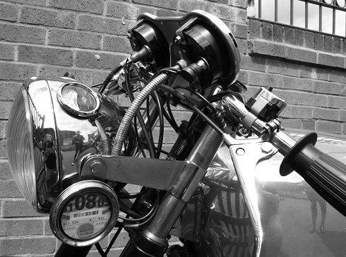 Cafe Racer by Mike's pics.