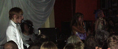 Queen Adreena (stuart whelan) Tags: 100club queenadreena