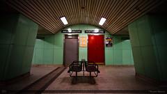 Choices (Robert Brienza) Tags: urban toronto canada architecture underground subway ttc transportation subwaystation 2010 lightroom canon1022 canon7d