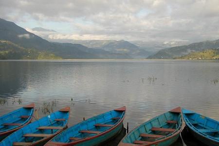 Annapurna trek - 4. díl