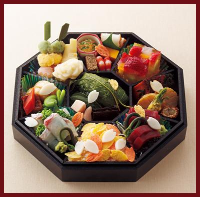 hanami bento from Ishino san