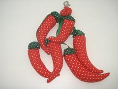 (Pimenta Flor Quilting) Tags: quilting patchwork pimenta chaveiro lembrancinhas pimentaflor