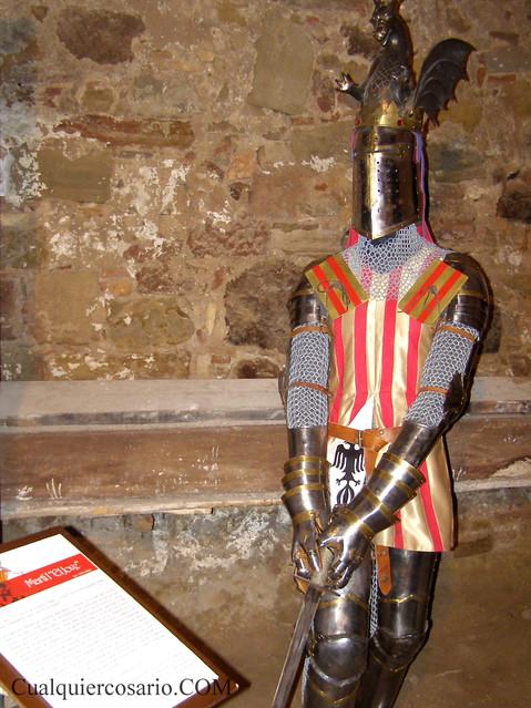 Armadura VII - Martí I