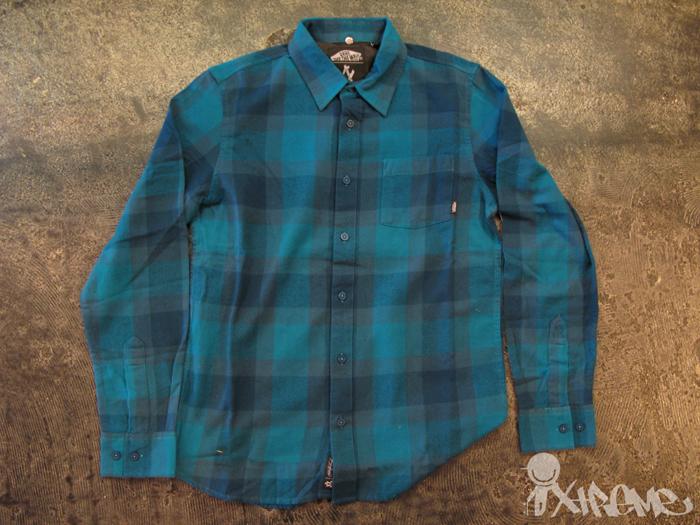 Vans Spring 2010 Flannel