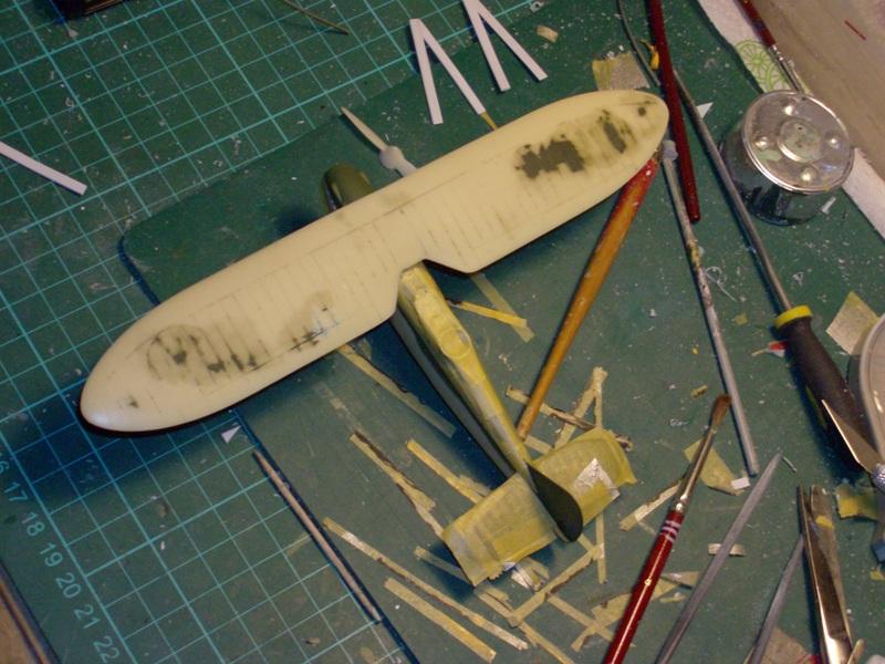Renard R.31 - The Unofficial Airfix Modellers' Forum