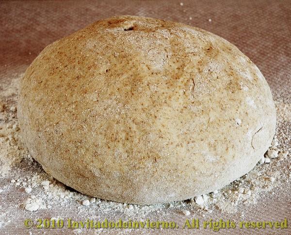 Rye cider bread 1