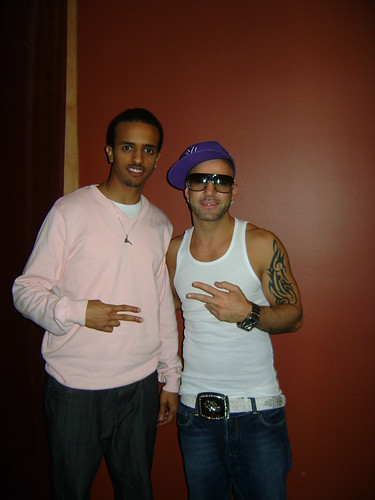 Chedo and Karl Wolf