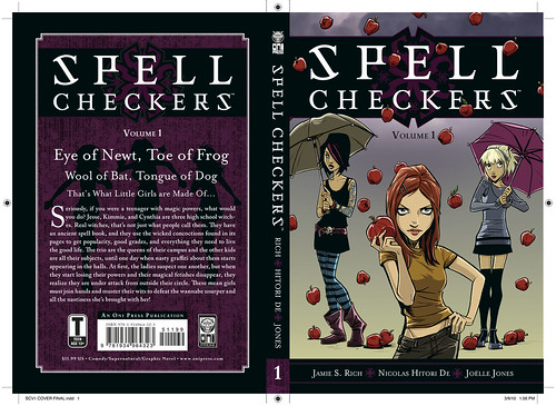 Spell Checkers cover proof