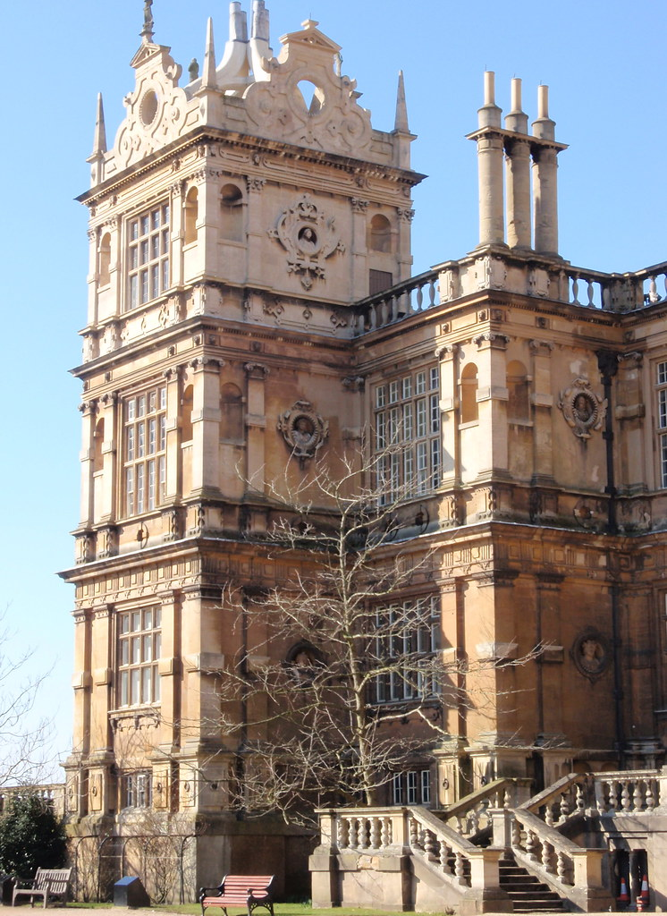Wollaton Hall tower