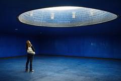 [フリー画像] [人工風景] [建造物/建築物] [インテリア] [11-M Memorial] [スペイン風景] [青色/ブルー]     [フリー素材]