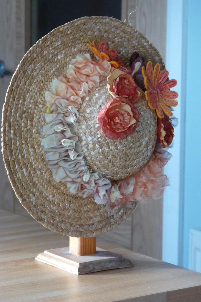 Easter bonnet...