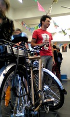 Maurice Wells, Managing Director, Glow Worm Bicycles