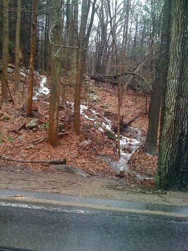 Flood Water Detour 5