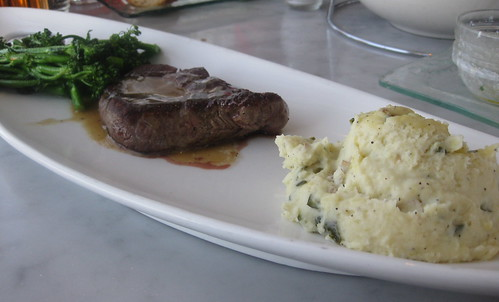 Franciscan's, San Francisco - Petite Filet Mignon