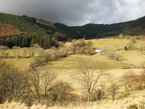 Bwlchglas near Talybont