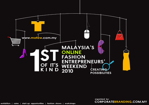 Malaysia's First Charity Online Fashion Entrepreneurs' Weekend 2010
