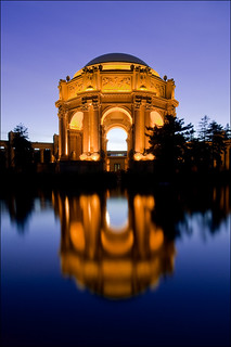 San Francisco Palace of Fine Arts v2